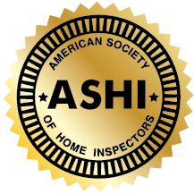 American Society of Home Inspectors Badge